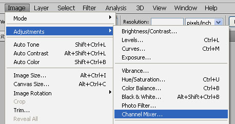 channel-mixer