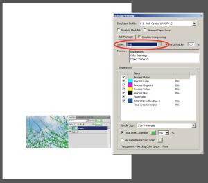 Поиск RGB цвета в PDF