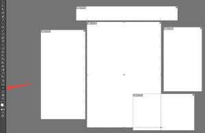 Artboards разного размера и в одном документе, разного размера и с пересечением