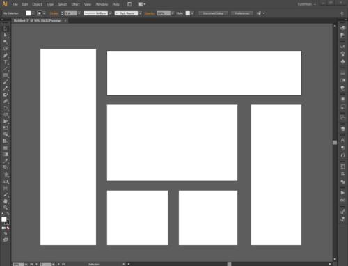Номер страницы в Illustrator
